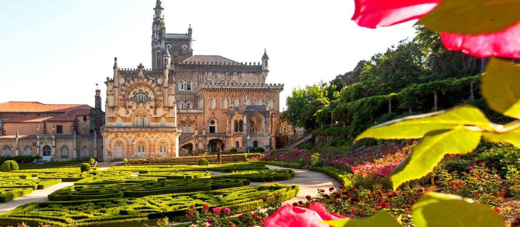 100 Jaar Bucaco Palace Veel Redenen Om Te Vieren En Genoeg Goede